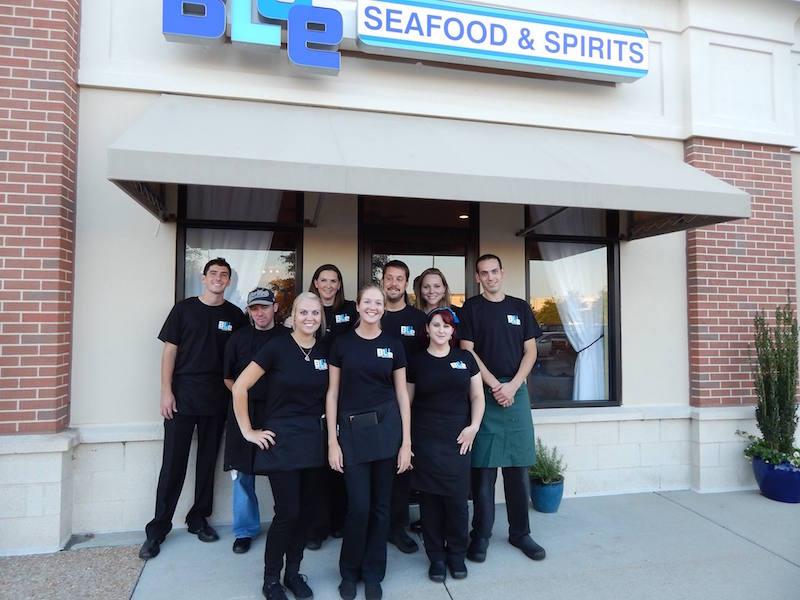 Blue Seafood & Spirits
